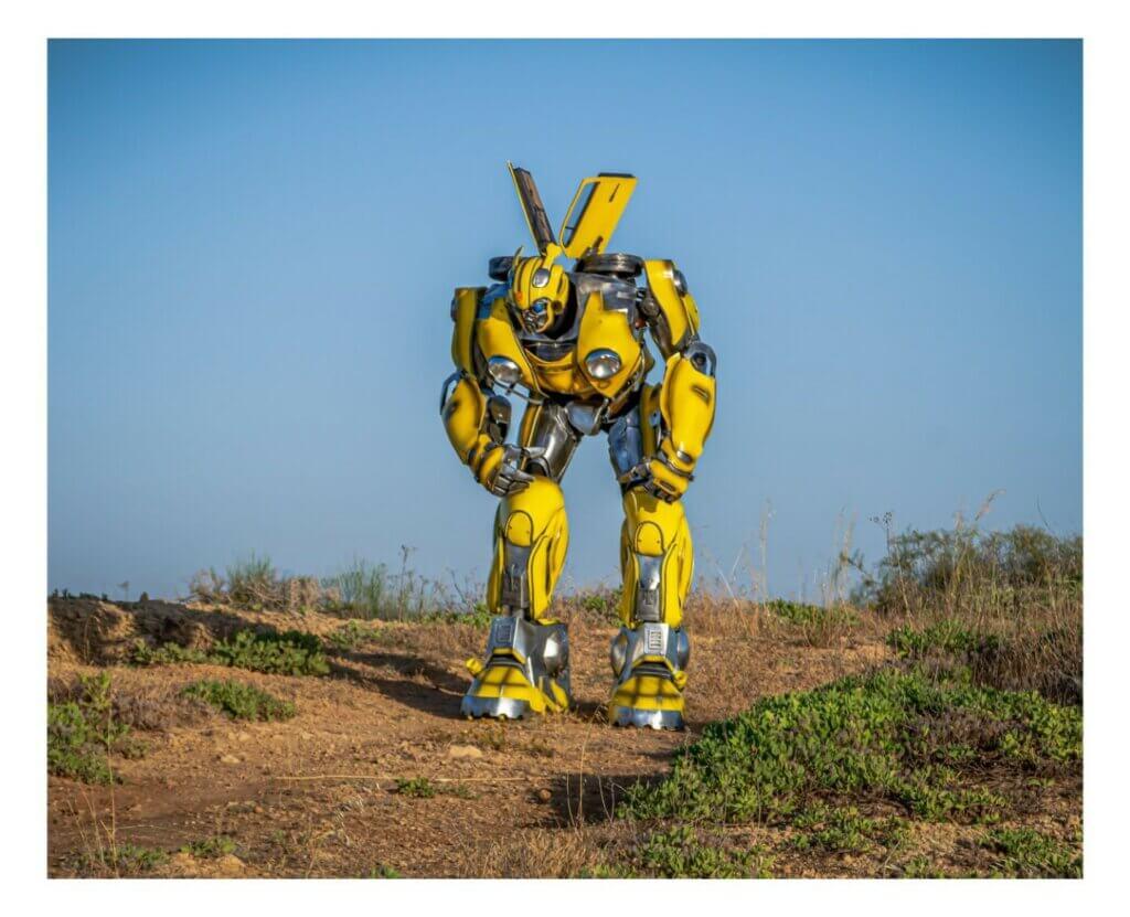 רובוט לאירועים
